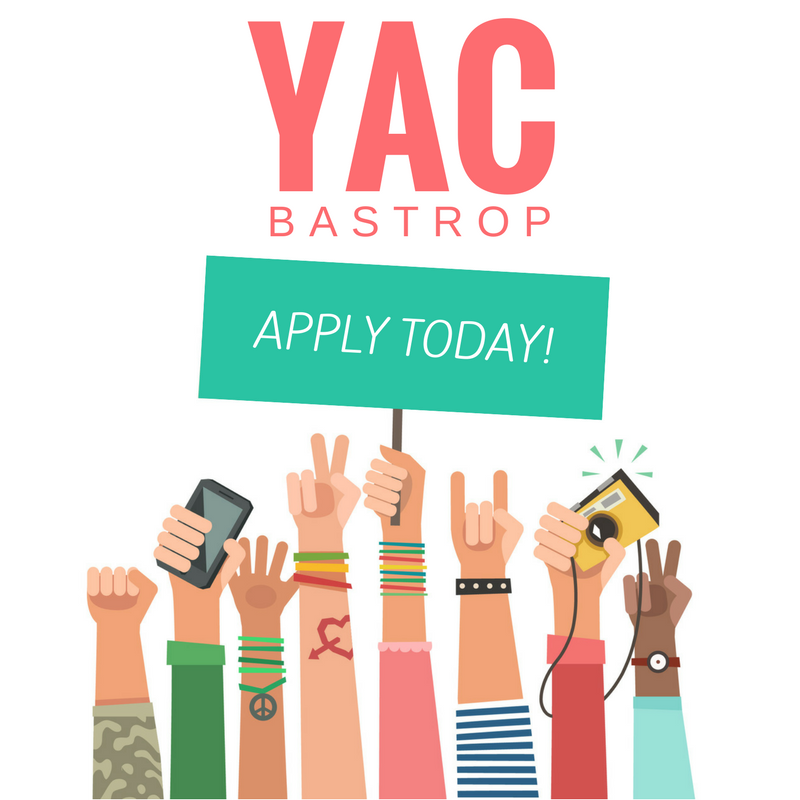 Bastrop Youth Advisory Council Application