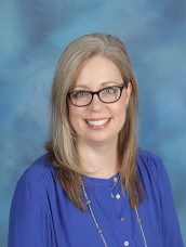 Photo of Assistant Principal Kelly Hubley