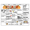 Picture of the November Calendar
