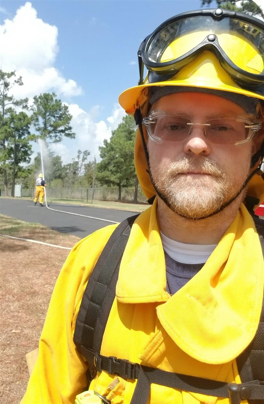 James Lewey - Wildland PPE