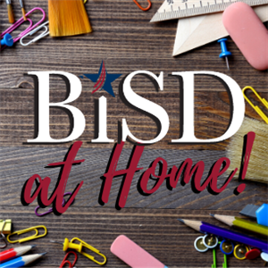 BISD At home logo