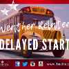 Delayed Start for Friday February 12