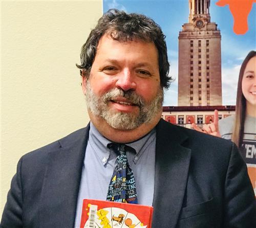Photo of John Gosselink