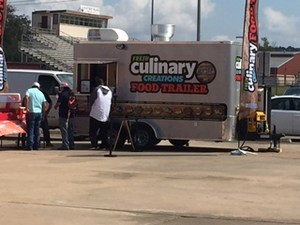 Photo of BISD Food Truck