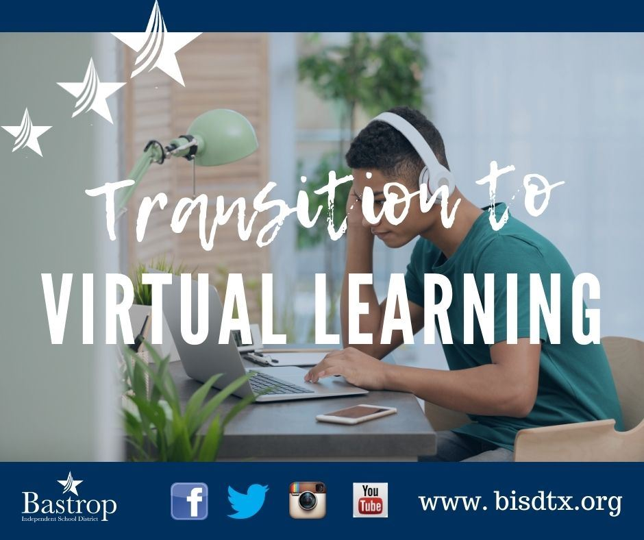 Transition to Virtual Learning for Tue Feb 16