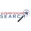 Superintendent search with magnifying glass with star inside