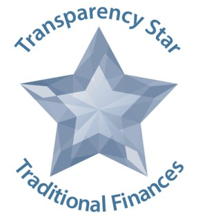 Transparency Star logo