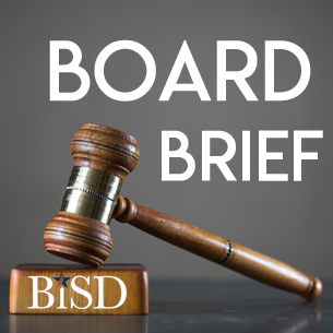 January 2019 Board Brief