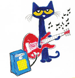 Pete, the Cat