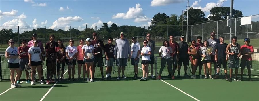 1st Annual BHS Faculty/Student Doubles Extravaganza
