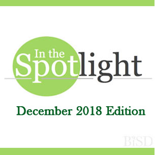 In the Spotlight: December Edition
