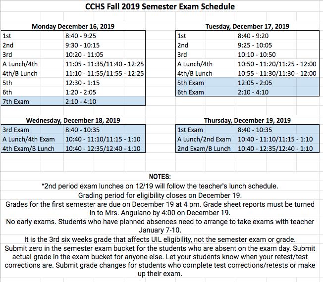 Cedar Creek High School / Homepage